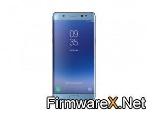 Samsung Note FE SM-N935F 9 0 Official Firmware - FirmwareX Net