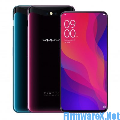 Oppo Find X (CPH1871) Official Firmware