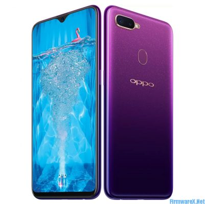 Oppo F9 Pro (CPH1823) Official Firmware
