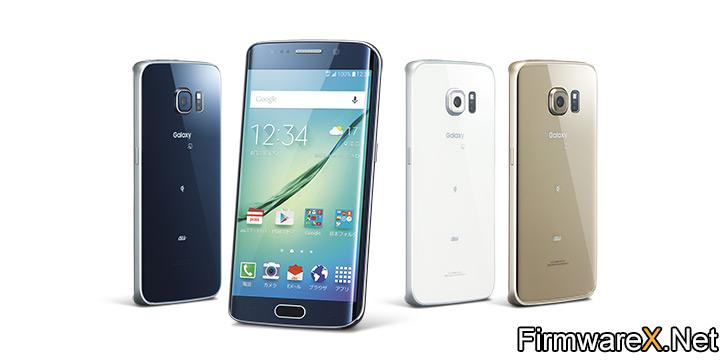 Samsung S6 EDGE SCV31 Official Firmware Full File