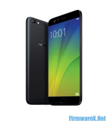 Oppo F3 CPH1609 Official Firmware