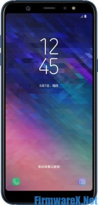 Samsung A9 Star Lite SM-A6058 Android 10 Firmware