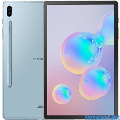 Samsung Tab S6 SM-T865 Combination File