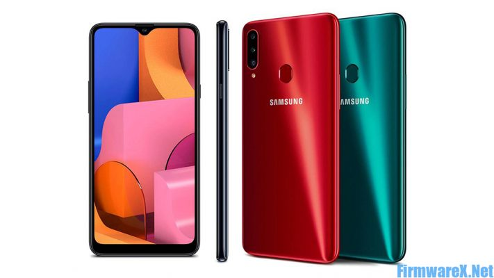 Samsung A20s SM-A2070 Android 10 Firmware