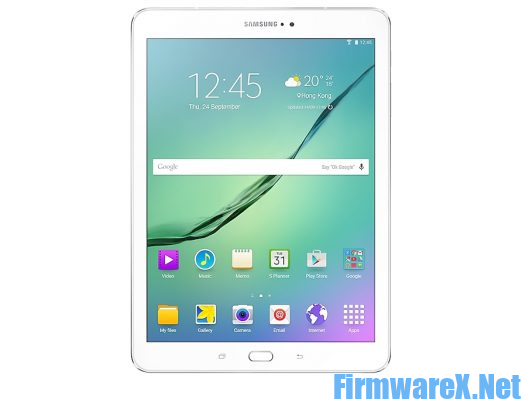 Samsung Tab S2 SM-T815C Combination File