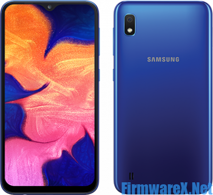 Samsung A10 SM-A105N Android 10 Firmware