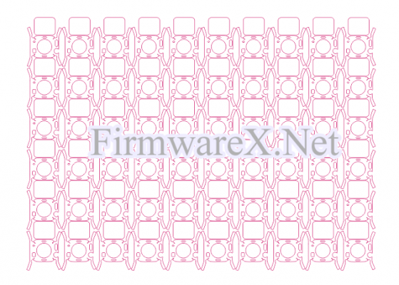 Apple Watch 38mm Wrap Skin / PPF Cutting Template (CDR file)