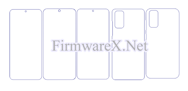 Samsung S20 Wrap Skin / PPF Cutting Template (CDR file)